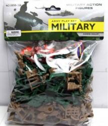 Hk Mini igračka vojnici u kesi, veći ( A015026 )