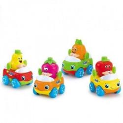 Huile toys Igracka fruit car 8 kom 12+ m. ( HT356A )