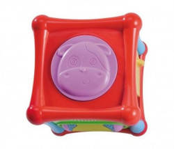 Infunbebe Igracka za bebe moja prva kocka sa aktivnostima 6m+ ( PL501 )