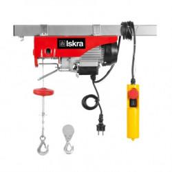 Iskra električna dizalica sa sajlom 500W ( EV-125-250 )