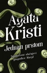 JEDNIM PRSTOM - Agata Kristi ( 8791 )