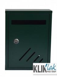 Joilart Madrid poštansko sanduče zeleno ( 9600 )