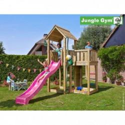 Jungle Gym - Jungle Mansion toranj sa toboganom