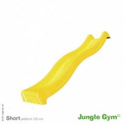 Jungle Gym - Tobogan Spust - Star Slide Short 220 cm ( žuti )