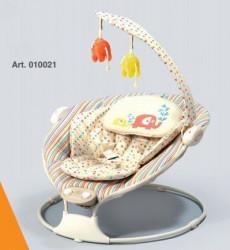Jungle Muzička njanjalica za bebe - bež ( 010021 )