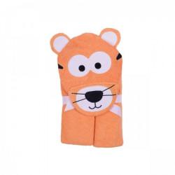 Jungle peškir JNG018 narandžasta, 90x90cm ( 31000216 )