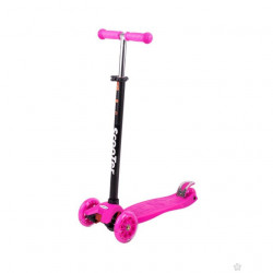 Jungle trotinet nosivosti do 60 KG - S00018 pink ( 010851 )