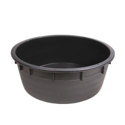 Kaca okrugla 110l - crna
