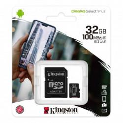 Kingston A1 MicroSDHC 32GB 100R class 10 ( SDCS232GB )