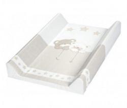 Klups Tvrda podloga za presvlacenje beba star dream beige - 70cm ( PT70/185 )