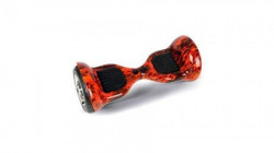 """KooWheel C10 Self Balancing Wheel 10"""" Flame Red ( 028111 )"""