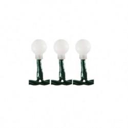 Lampice za jelku sa 100 toplo belih LED dioda ( KII100B/WW )