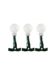 Lampice za jelku sa 200 toplo belih LED dioda ( KII200B/WW )