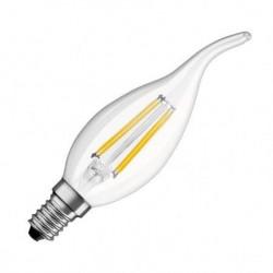 LED filament sijalica sveća toplo bela 3.9W ( LS-C35FL-WW-E14/4 )