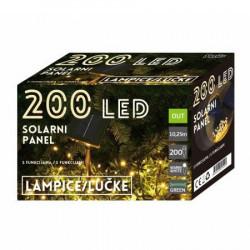 LED Solarni panel 200L, 8 funk ( 52-542000 )