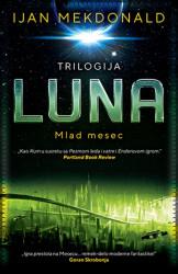 Luna - Mlad mesec - Ijan Mekdonald ( 10710 )