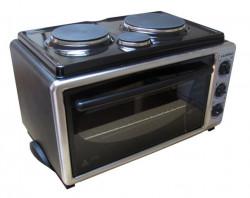 Luxell LX-3563 mini šporet 3 ringle