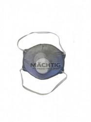 Machtig maska za prašinu sa respiratorom (5 kom.)