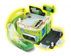 Maisto Glow Rider - Garaža sa 2 nivoa i autic ( 0125508 )