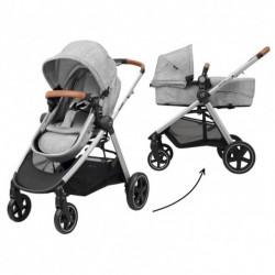 Maxi Cosi kolica sa nosiljkom Zelia nomad grey 1210712300