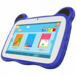 """Meanit K10 bluecat kids tablet 7"""", android 10.0, Quad Core, 2GB / 16GB"""
