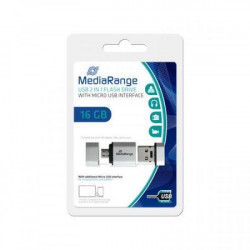 Mediarange 16GB 2.0 sa micro (OTG) adapterom MR931( UFMR931 )