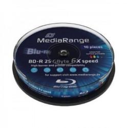 MediaRange BD-R 25GB 6X printabilni MR500 ( 525MR6P/Z )