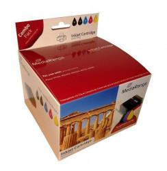 MediaRange Canon MRCP550C551 set 5 kom za PGI-550 i CLI-551 štampače ( MRCP550C551 )