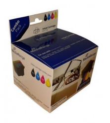 MediaRange Inkjet kertridž Set 5 kom za Epson T1281-T1284 3 boje + 2 crna 11ml ( MRET128 )