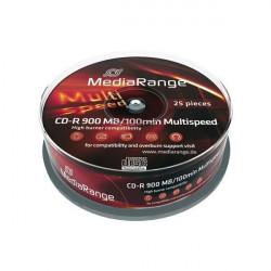 MediaRange MR222 CD-R 900MB ( 79MRS/Z )