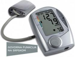 Medisana MTV Merač krvnog pritiska za nadlakticu sa prikazom aritimije i govornom funkcijom na srpskom jeziku