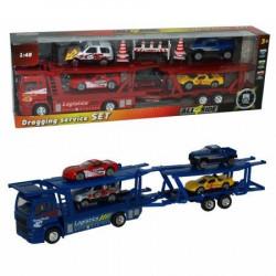 Metalni Kamion 1:48 zvuk - svietlo ( 38-916000 )