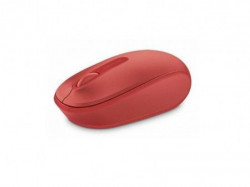 Microsoft 1850 Wireless Mobile Mouse Flame Red ( U7Z-00034 )