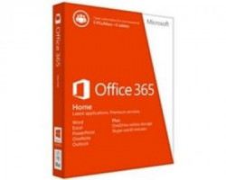 MICROSOFT Office 365 Home English Subscr 1YR CentralEastern Euro Only Medialess 6GQ-00948