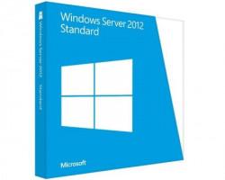Microsoft Win 2012 Svr Std R2 x64 1pk OEM DVD 2CPU/2VM ( P73-06165 )