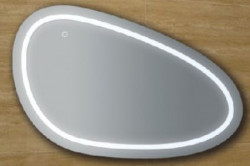 Minotti oglealo sa LED osvetljenjem 45x80 ( H-226 )