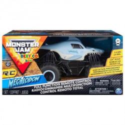 Monster jam dirt rc set sa preprekama ( SN6044952 )
