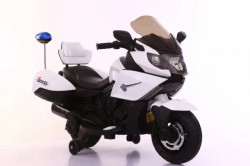Motor Veliki POLICE Na akumulator - Beli