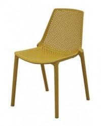 MP Baštenska plastična stolca - Žuta ( 48471 )