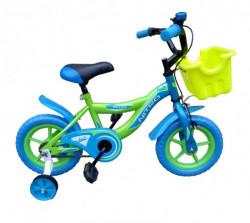 "Nitro AH33 Bicikl 12"" za decu plavo-zeleni ( BCK0312 )"