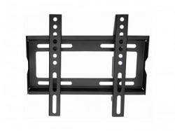 "Nosac za TV/ 14""- 42""/FIKSNI/VESA do 200x200/težina do 25kg/2,5 cm od zida/crn ( TV FIX 14/42 )"