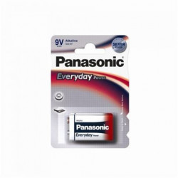 Panasonic 6LR61EPS/1BP 9V alkalne Everyday baterije ( 02390759 )