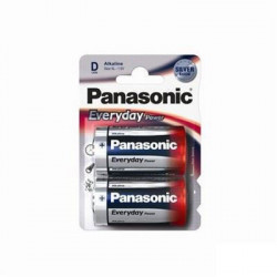 Panasonic LR20EPS/2BP 2 \327 D Alkalne Everyday baterije