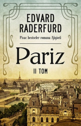 PARIZ II tom - Edvard Raderfurd ( 8931 )