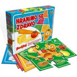 Pertini P-0211 Hranimo se zdravo puzzle ( 8737 )