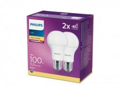 Philips PS698 LED 13W(100W) E27 A60 WW FR SET 2/1