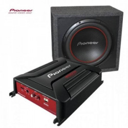 Pioneer subwoofer set GXT-3706B ( ZVU044 )