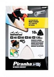 Piranha X32348 brusni papirI 40/60/80/120G