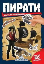 Pirati - knjiga sa nalepnicama ( 844 )
