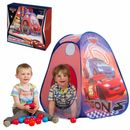 Pop up igraonica Cars sa 30 loptica ( 04-725360 )